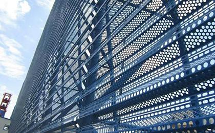 金属防风网